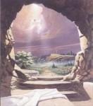 Resurrection of Jesus  empty tomb