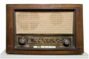 radio interview with David Burge